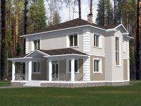 Проект дома-72
