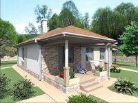 Проект дома-745
