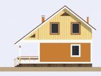 Проект дома-596