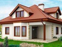 Проект дома-518