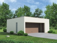Проект гаража-202