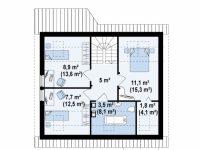 Проект дома-291