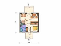 Проект дома-250