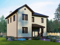 Проект дома-670