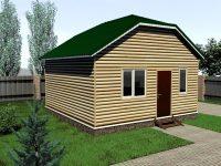 Проект дома-347