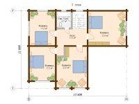 Проект дома-487