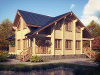 Проект дома-488