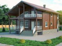 Проект дома-491