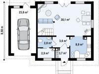 Проект дома-461