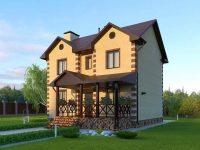 Проект дома-609