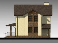 Проект дома-74