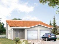 Проект гаража-118