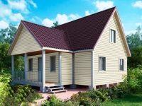 Проект дома-434