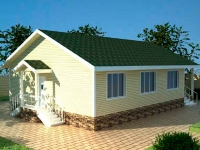 Проект дома-458