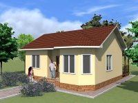 Проект дома-403