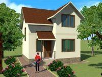 Проект дома-346