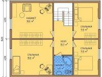 Проект дома-408