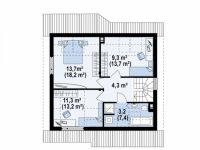 Проект дома-289