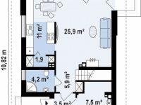 Проект дома-300