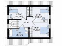 Проект дома-252