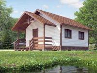 Проект дома-330