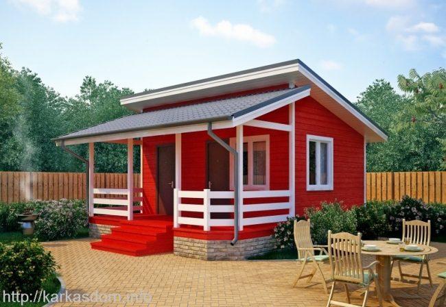 Проект дома-526