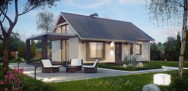 Проект дома-21